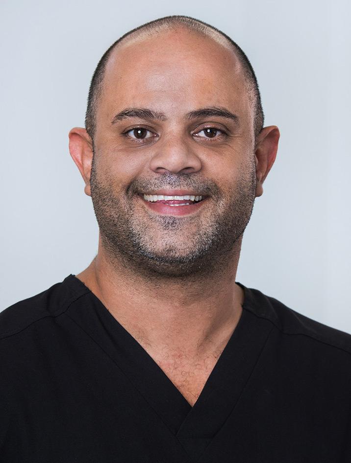 Chiropractor, Dr. Amin Javid